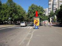 Ситилайт №159406 в городе Черкассы (Черкасская область), размещение наружной рекламы, IDMedia-аренда по самым низким ценам!
