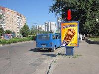 Ситилайт №159412 в городе Черкассы (Черкасская область), размещение наружной рекламы, IDMedia-аренда по самым низким ценам!
