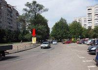 Ситилайт №159417 в городе Черкассы (Черкасская область), размещение наружной рекламы, IDMedia-аренда по самым низким ценам!