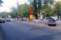 Ситилайт №159420 в городе Черкассы (Черкасская область), размещение наружной рекламы, IDMedia-аренда по самым низким ценам!