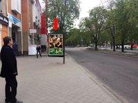 Ситилайт №159422 в городе Черкассы (Черкасская область), размещение наружной рекламы, IDMedia-аренда по самым низким ценам!
