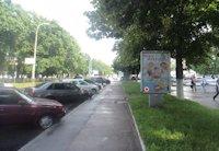 Ситилайт №159703 в городе Чернигов (Черниговская область), размещение наружной рекламы, IDMedia-аренда по самым низким ценам!