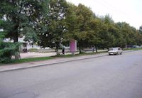 Ситилайт №159704 в городе Чернигов (Черниговская область), размещение наружной рекламы, IDMedia-аренда по самым низким ценам!