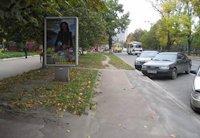 Ситилайт №159706 в городе Чернигов (Черниговская область), размещение наружной рекламы, IDMedia-аренда по самым низким ценам!