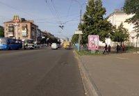 Ситилайт №159709 в городе Чернигов (Черниговская область), размещение наружной рекламы, IDMedia-аренда по самым низким ценам!