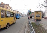 Ситилайт №159711 в городе Чернигов (Черниговская область), размещение наружной рекламы, IDMedia-аренда по самым низким ценам!