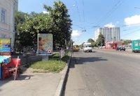 Ситилайт №159712 в городе Чернигов (Черниговская область), размещение наружной рекламы, IDMedia-аренда по самым низким ценам!
