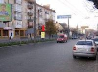 Ситилайт №160218 в городе Черновцы (Черновицкая область), размещение наружной рекламы, IDMedia-аренда по самым низким ценам!