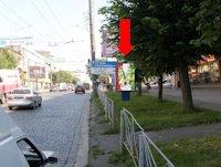 Ситилайт №160219 в городе Черновцы (Черновицкая область), размещение наружной рекламы, IDMedia-аренда по самым низким ценам!