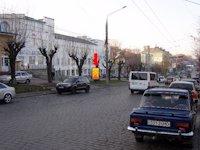 Ситилайт №160222 в городе Черновцы (Черновицкая область), размещение наружной рекламы, IDMedia-аренда по самым низким ценам!