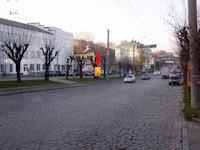Ситилайт №160224 в городе Черновцы (Черновицкая область), размещение наружной рекламы, IDMedia-аренда по самым низким ценам!