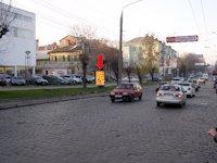 Ситилайт №160226 в городе Черновцы (Черновицкая область), размещение наружной рекламы, IDMedia-аренда по самым низким ценам!