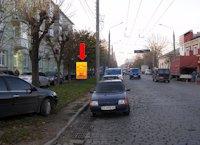 Ситилайт №160228 в городе Черновцы (Черновицкая область), размещение наружной рекламы, IDMedia-аренда по самым низким ценам!
