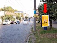 Ситилайт №160229 в городе Черновцы (Черновицкая область), размещение наружной рекламы, IDMedia-аренда по самым низким ценам!