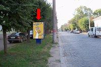 Ситилайт №160230 в городе Черновцы (Черновицкая область), размещение наружной рекламы, IDMedia-аренда по самым низким ценам!