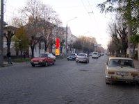 Ситилайт №160232 в городе Черновцы (Черновицкая область), размещение наружной рекламы, IDMedia-аренда по самым низким ценам!