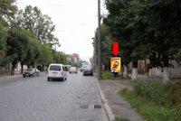 Ситилайт №160233 в городе Черновцы (Черновицкая область), размещение наружной рекламы, IDMedia-аренда по самым низким ценам!