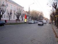 Ситилайт №160234 в городе Черновцы (Черновицкая область), размещение наружной рекламы, IDMedia-аренда по самым низким ценам!