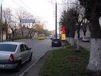 Ситилайт №160235 в городе Черновцы (Черновицкая область), размещение наружной рекламы, IDMedia-аренда по самым низким ценам!