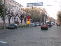 Ситилайт №160236 в городе Черновцы (Черновицкая область), размещение наружной рекламы, IDMedia-аренда по самым низким ценам!