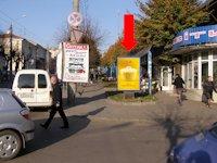 Ситилайт №160249 в городе Черновцы (Черновицкая область), размещение наружной рекламы, IDMedia-аренда по самым низким ценам!