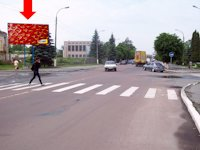 Билборд №160371 в городе Шепетовка (Хмельницкая область), размещение наружной рекламы, IDMedia-аренда по самым низким ценам!