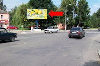 Билборд №160372 в городе Шепетовка (Хмельницкая область), размещение наружной рекламы, IDMedia-аренда по самым низким ценам!