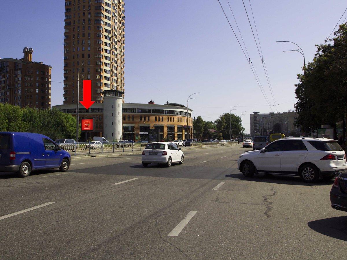 Бэклайт №160494 в городе Киев (Киевская область), размещение наружной рекламы, IDMedia-аренда по самым низким ценам!