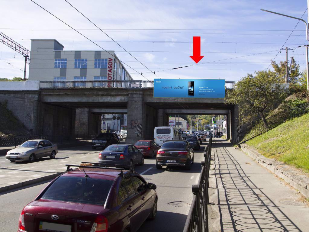 Растяжка №160662 в городе Киев (Киевская область), размещение наружной рекламы, IDMedia-аренда по самым низким ценам!