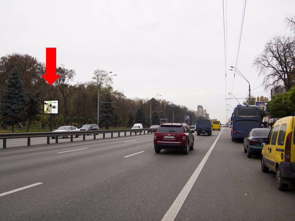 Бэклайт №162457 в городе Киев (Киевская область), размещение наружной рекламы, IDMedia-аренда по самым низким ценам!
