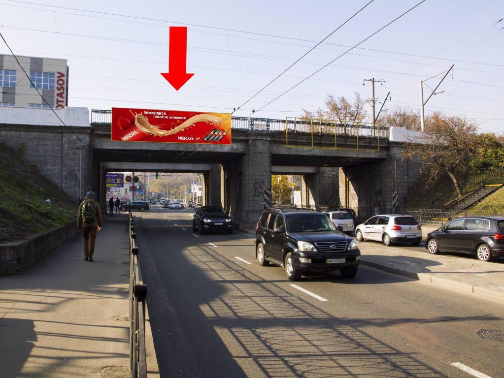 Растяжка №163395 в городе Киев (Киевская область), размещение наружной рекламы, IDMedia-аренда по самым низким ценам!