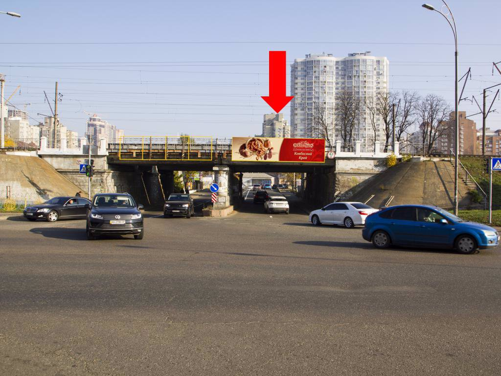 Растяжка №167798 в городе Киев (Киевская область), размещение наружной рекламы, IDMedia-аренда по самым низким ценам!