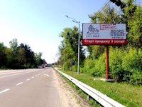 Билборд №168446 в городе Новые Петровцы (Киевская область), размещение наружной рекламы, IDMedia-аренда по самым низким ценам!