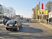 Билборд №168773 в городе Борисполь (Киевская область), размещение наружной рекламы, IDMedia-аренда по самым низким ценам!