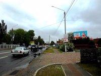Билборд №168802 в городе Борисполь (Киевская область), размещение наружной рекламы, IDMedia-аренда по самым низким ценам!