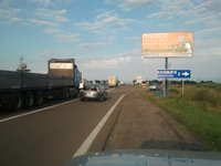 Билборд №169031 в городе Бровары (Киевская область), размещение наружной рекламы, IDMedia-аренда по самым низким ценам!