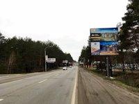 Билборд №169119 в городе Буча (Киевская область), размещение наружной рекламы, IDMedia-аренда по самым низким ценам!