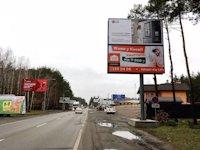 Билборд №169128 в городе Буча (Киевская область), размещение наружной рекламы, IDMedia-аренда по самым низким ценам!