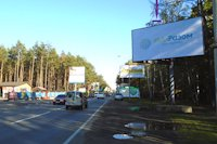 Билборд №169132 в городе Буча (Киевская область), размещение наружной рекламы, IDMedia-аренда по самым низким ценам!