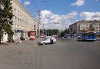 Ситилайт №169315 в городе Винница (Винницкая область), размещение наружной рекламы, IDMedia-аренда по самым низким ценам!