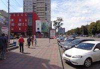 Ситилайт №169317 в городе Винница (Винницкая область), размещение наружной рекламы, IDMedia-аренда по самым низким ценам!