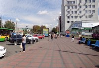 Ситилайт №169318 в городе Винница (Винницкая область), размещение наружной рекламы, IDMedia-аренда по самым низким ценам!