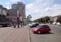 Ситилайт №169319 в городе Винница (Винницкая область), размещение наружной рекламы, IDMedia-аренда по самым низким ценам!