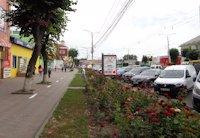 Ситилайт №169326 в городе Винница (Винницкая область), размещение наружной рекламы, IDMedia-аренда по самым низким ценам!