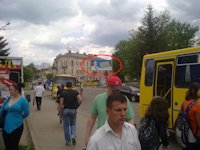 Билборд №173070 в городе Дрогобыч (Львовская область), размещение наружной рекламы, IDMedia-аренда по самым низким ценам!
