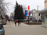 Скролл №173152 в городе Житомир (Житомирская область), размещение наружной рекламы, IDMedia-аренда по самым низким ценам!