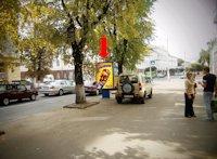 Ситилайт №173155 в городе Житомир (Житомирская область), размещение наружной рекламы, IDMedia-аренда по самым низким ценам!