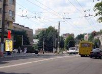 Ситилайт №173156 в городе Житомир (Житомирская область), размещение наружной рекламы, IDMedia-аренда по самым низким ценам!