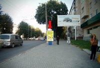 Ситилайт №173157 в городе Житомир (Житомирская область), размещение наружной рекламы, IDMedia-аренда по самым низким ценам!