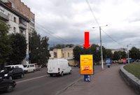 Ситилайт №173161 в городе Житомир (Житомирская область), размещение наружной рекламы, IDMedia-аренда по самым низким ценам!